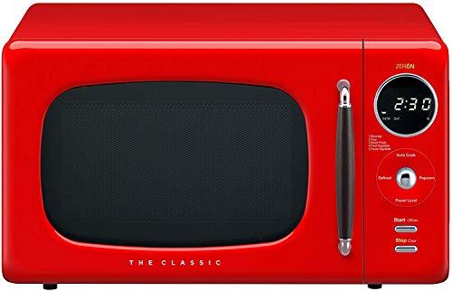 WINIA WOR07R3ZER Retro Microwave, 0.7 Cu. Ft, Red