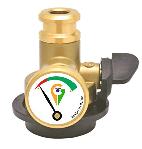 INDIAS Gas Safety Device 25% Gas Safe, 30 Year Life Cycle