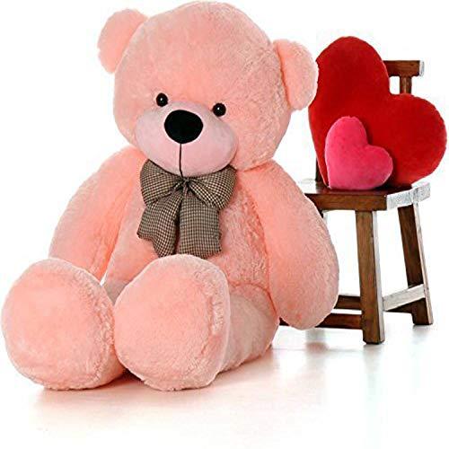 HUG 'n' FEEL SOFT TOYS 3 feet teddy bear, soft toys, soft toys for girls, birthday gift for girls, boyfriend/ husband, wedding/anniversary, gift... 2