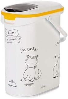 Curver pojemnik na karmę dla kotów – 10 l