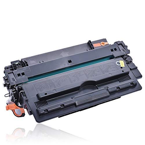Q7516A Haute qualité Cartouche de Toner Compatible avec HP Laserjet 5200 / 5200N / 5200tn / 5200dtn / 5200L Cartouches d'imprimante