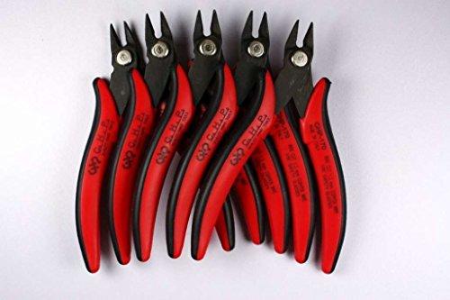 Hakko CHP Micro Cutter, Clean Cut, 16 AWG (set of 5)