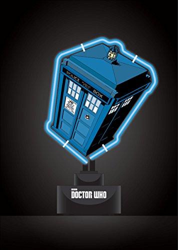 Lampe 'Doctor Who' - Tardis Small Neon Mood Light