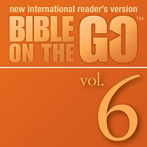 Bible on the Go Vol. 06: Slavery in Egypt and the Story of Moses (Exodus 1-6) audiobook cover art