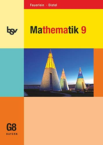 bsv Mathematik - Gymnasium Bayern - 9. Jahrgangsstufe: Schülerbuch