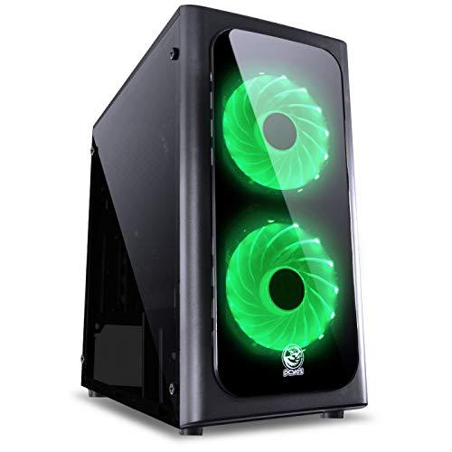 CPU AMD RYZEN 5 3600/MEMÓRIA 16GB DDR4/SSD 480GB/VÍDEO 2GB