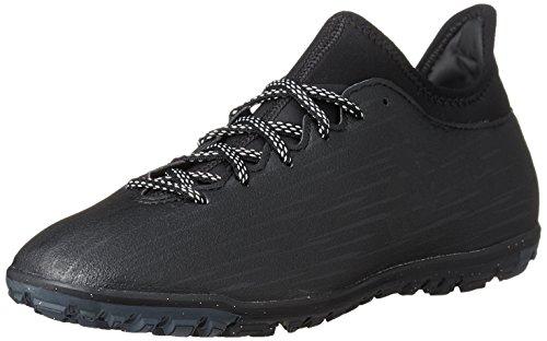 adidas X 163 Tf Mens Soccer Shoe Nero Core Black Core Black Dark Grey 75 UK 41 13 EU