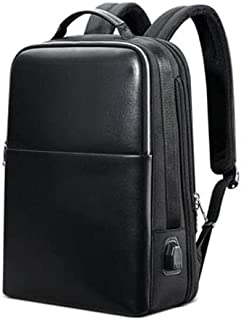 Fmdagoummzibeib Backpack, Black, With USB Charger, Business/Raincoat/Travel/Worthy For 15.6-inch Laptops for Men And Wome...