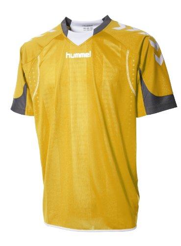 Hummel Herren Trikot Team Spirit Poly Jersey, gelb, S, 03-466-5001_5001