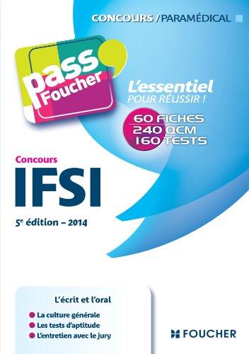 Pass'Foucher - Concours IFSI 5e édition - 2014