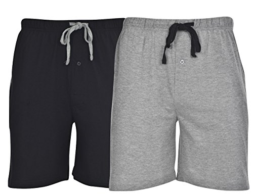 Hanes Men's 2-Pack Knit Short