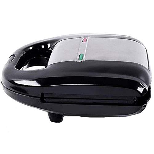 NXYJD Máquina para Hacer Pan Antiadherente, programable y Apta para lavavajillas, Negra
