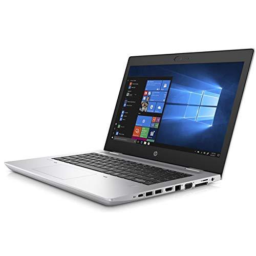 HP ProBook 640 G5 Notebook, Silver, Intel Core i5-8265U, 8GB RAM, 256GB SSD, 14' 1920x1080 , HP 1 YR WTY + EuroPC Warranty Assist, (Renewed)