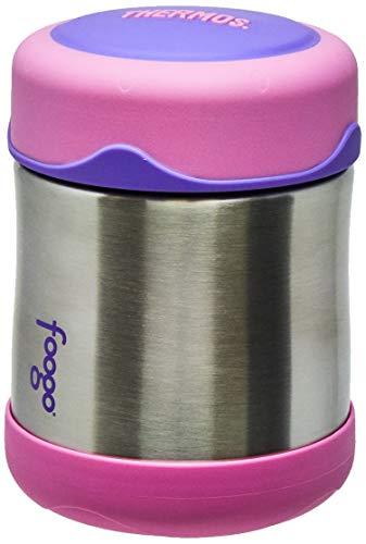 Pote Térmico Foogo 290 Ml, Thermos, Rosa / Lilás