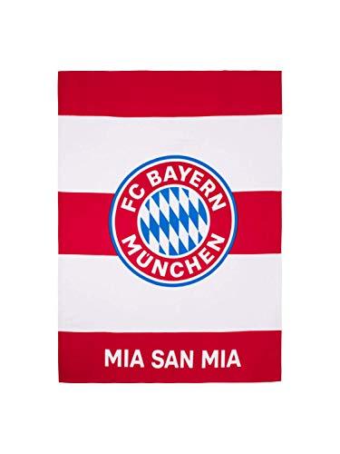 FC Bayern München Kuschelfleecedecke 150 x 200 cm