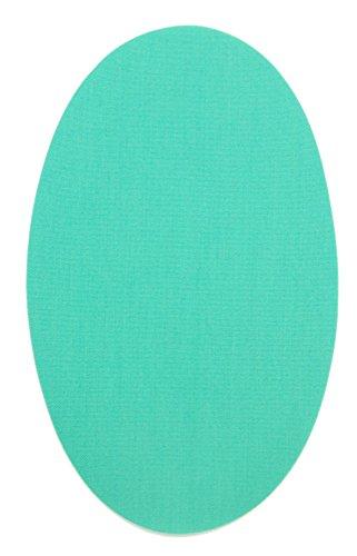 Haberdashery Online 6 rodilleras termoadhesivas de plancha. Coderas para proteger tu ropa y reparación de pantalones, chaquetas, jerseys, camisas. 16 x 10 cm.