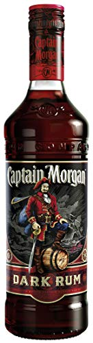 Captain Morgan Dark Rum (1 x 0.7 l)