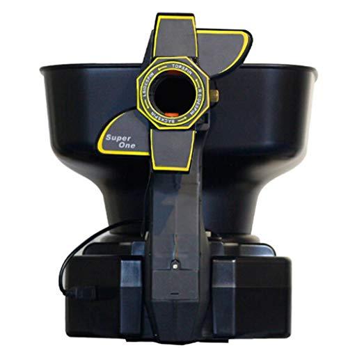 GSS-Rollstühle Tischtennis Ballmaschine, tragbarer automatischer Tischtennis-Trainer Abschussvorrichtung Tischtennisball-Server/Trainer mit 2-Rad-Antrieb