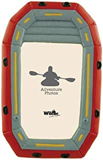 white water rafting picture frames