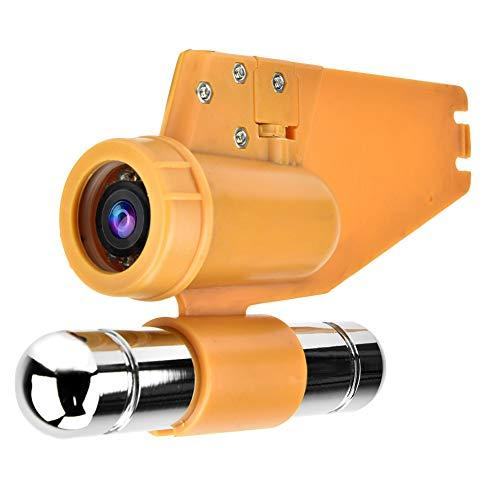 Cámara Subacuática,12 LED 1000 TVL HD Cámara Subacuática Video en Color Visión Nocturna Buscador de Peces Dc12v(30m)