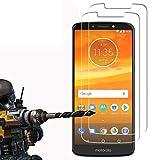 2 Pack - Motorola Moto E5 Plus Panzerglas, FoneExpert® Gehärtetem Schutzfolie Glasfolie Hartglas Panzerfolie Bildschirmschutzfolie für Motorola Moto E5 Plus / Moto E Plus (5th Gen.)