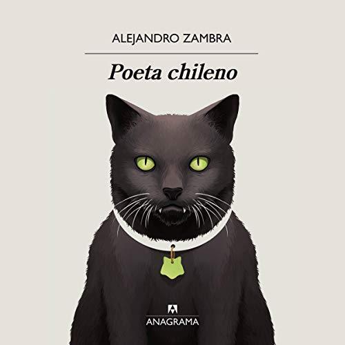 Diseño de la portada del título Poeta chileno