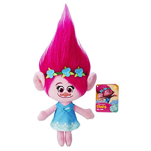 DreamWorks Trolls Poppy Hug 'N Plush Doll by Trolls