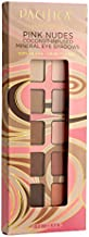 Pacifica Beauty 10 Well Eye Shadow, Pink Nudes, 0.2 Ounce
