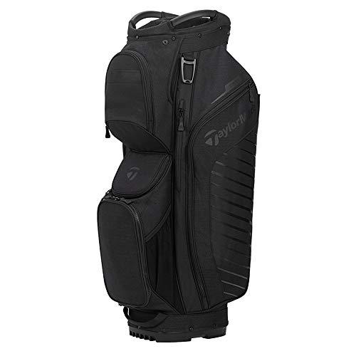 TaylorMade Cart Lite Bag, Black