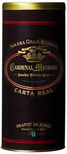 Cardenal Mendoza Carta Real Brandy de Jerez - 4