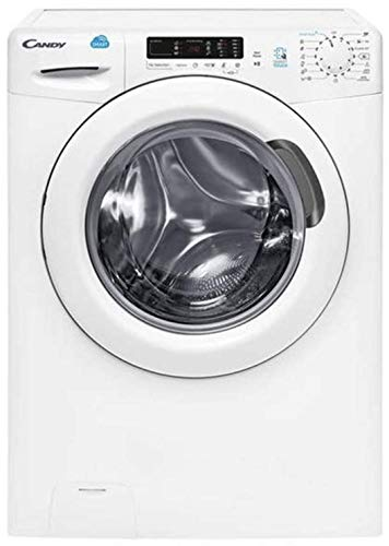 Lave linge Hublot Candy CS13102D3147 - Lave linge Frontal - Pose libre - capacité : 10 Kg - Vitesse...