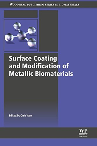 Surface Coating and Modification of Metallic Biomaterials (Woodhead Publishing Series in Biomaterials) (English Edition)