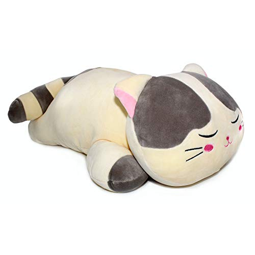 Vintoys Very Soft Cat Big Hugging Pillow...