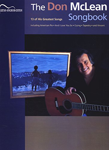 The Don McLean Songbook: 13 of His Greatest Songs (English Edition)