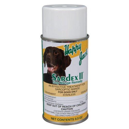 Happy Jack Sardex II - Dog Mange Remedy