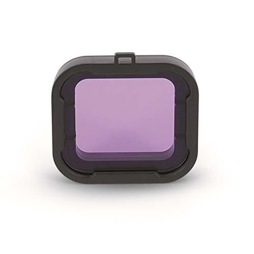 Best Divers VD027 Becam Action Camera Filter, Magenta
