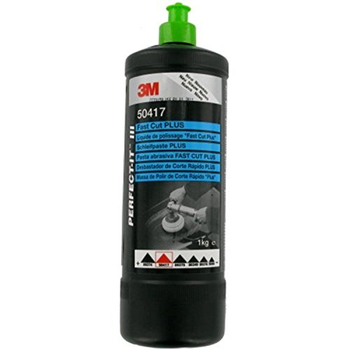 3M Perfect-it III Fast Cut + Compound, 50417 - 1 Kg Bottle