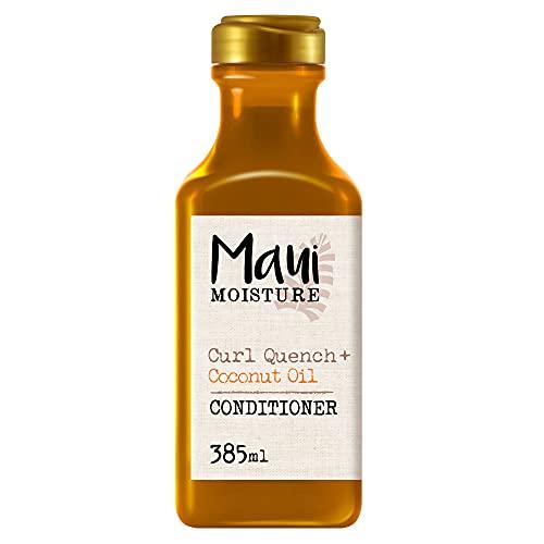 Maui Moisture, Balsamo Idratante per Capelli Ricci, Olio di Cocco, 385 ml
