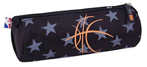 KID - Fourre Tout NBA Noir 22x8 cm