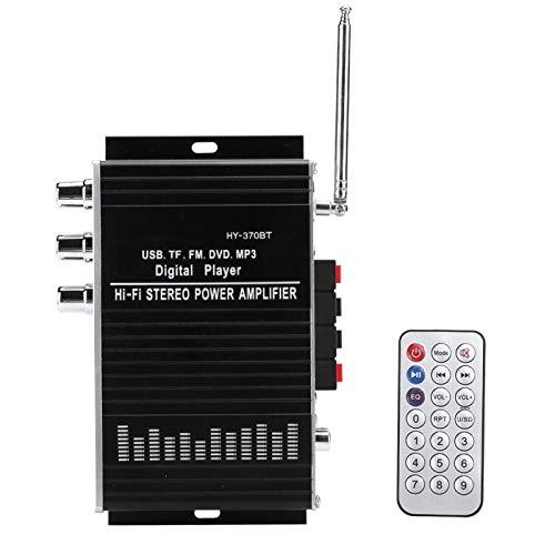 Yctze Amplificador de Potencia, Amplificador de fabricación Profesional, Sonido, Reproductor de Audio Digital