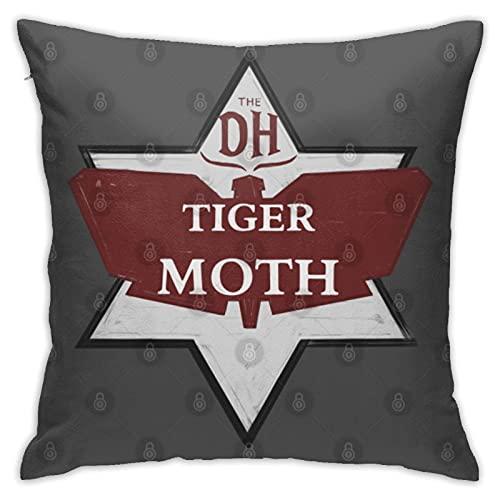 Tiger Polth Fundas de almohada