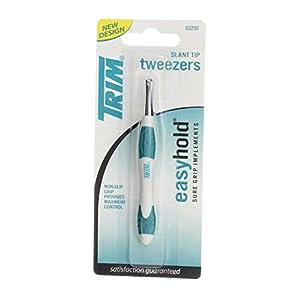 PACK OF 3 Trim Slant Tip Tweezers #03290