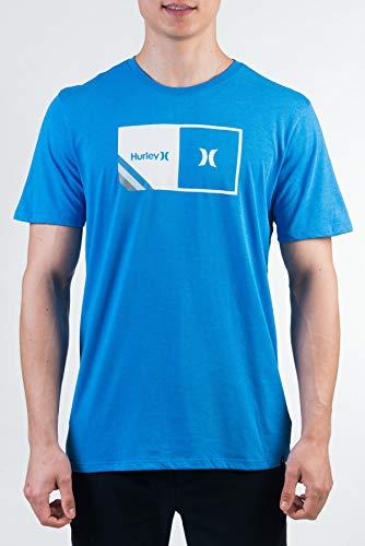 Hurley M Halfer Stripe S/S - Camiseta Hombre