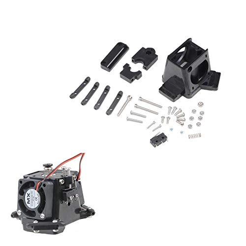 Meijin Printer Accessories M3 Delta Kossel Fisheye Effector For 3D Printer V6 Hotend