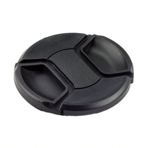 New 72mm Center Pinch Snap-on Front Cap Cover For All Lens Filter