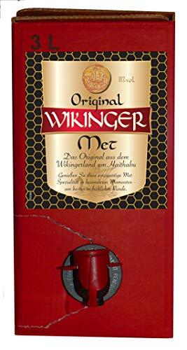 Behn Wikinger Met Bag (lange Haltbarkeit) 3,0 Liter