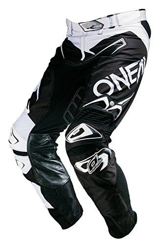 O'NEAL Hardwear MX DH MTB Pant Hose lang Flow schwarz/weiß 2016: Größe: 28 (44)