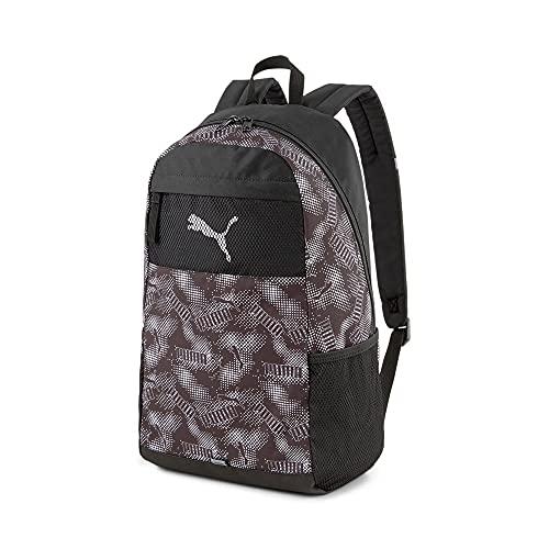 Puma 4063699953985 PUMA Beta Backpack Zaino, Puma Black-AOP, Taglia Unica