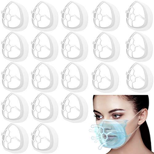 3D Halterung 3D Lippenstift Schutz Stehen Verhindern Schminken Entfernung Verbessern Atmung Raum...