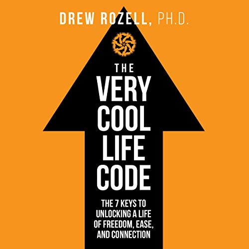 The Very Cool Life Code audiobook cover art